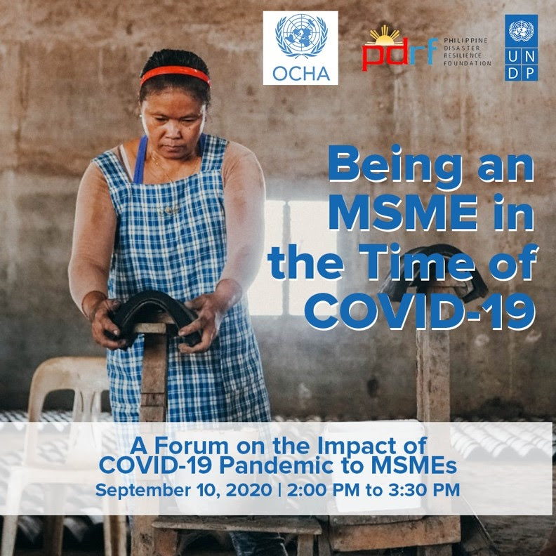 Being an MSME in the Time of COVID-19