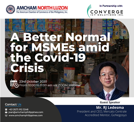 A Better Normal for MSMEs amid the COVID-19 Crisis