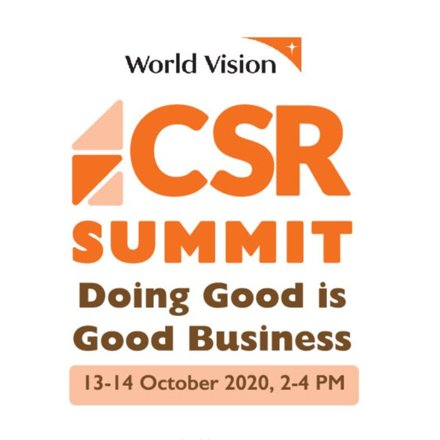 Doing Good is Good Business CSR Virtual Summit
