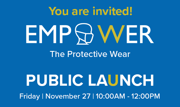 EMPOWER PH Protective Wear Platform Launch