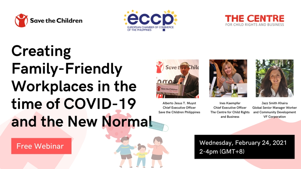 Creating Family-Friendly Workplaces in the Time of COVID-19