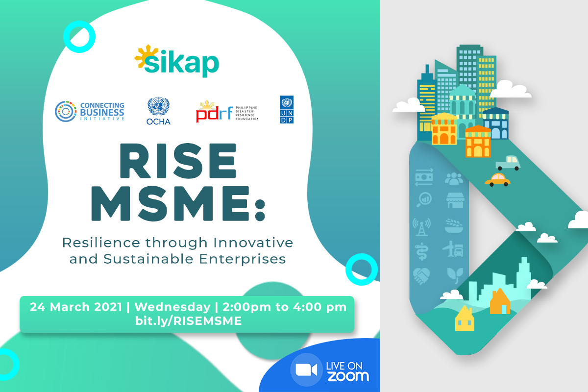 RISE MSME: Resilience through Innovative, Sustainable Enterprises