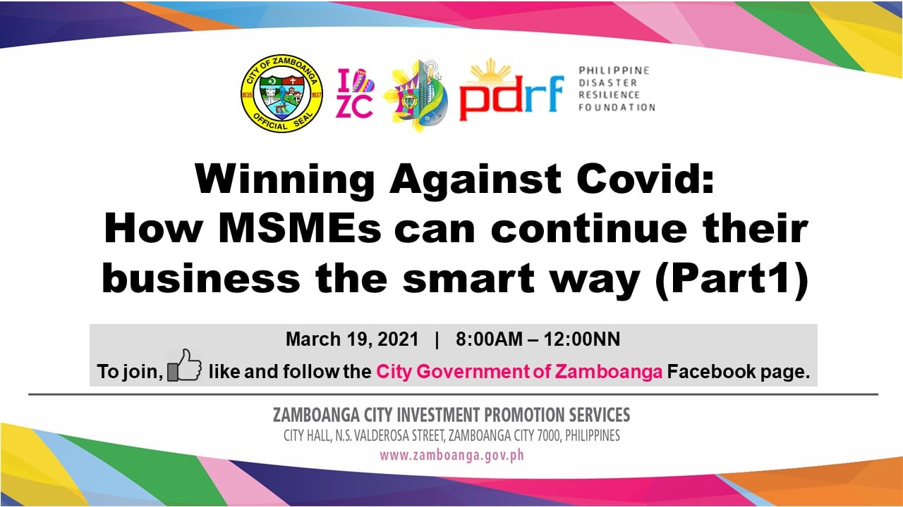 WINNING AGAINST COVID: How MSMEs can Continue their Business