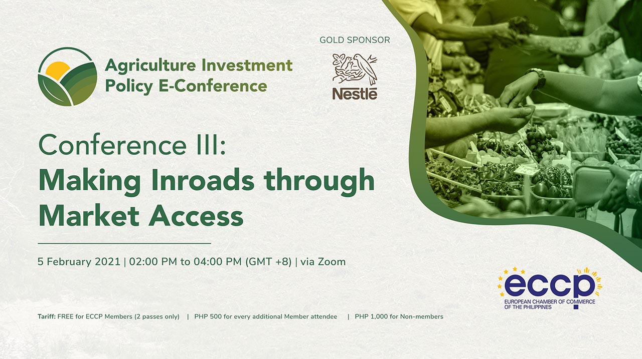Making Inroads through Market Access
