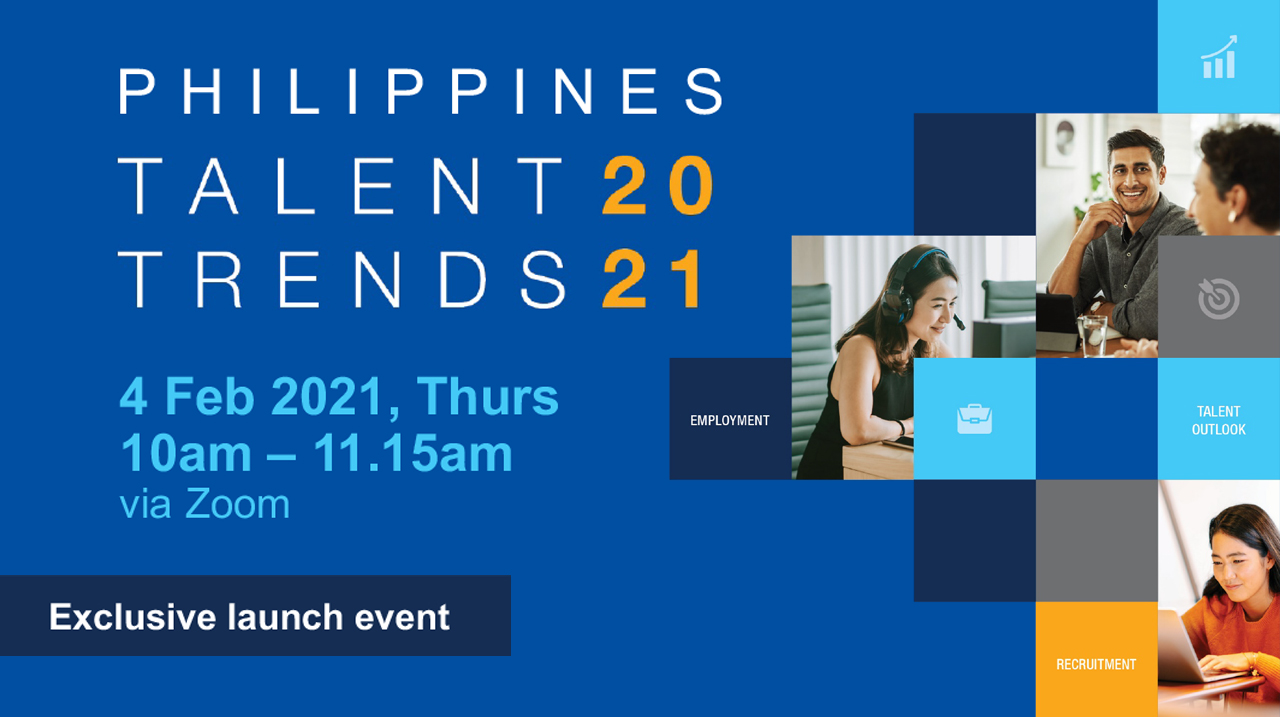 Launch Event: Philippines Talent Trends 2021