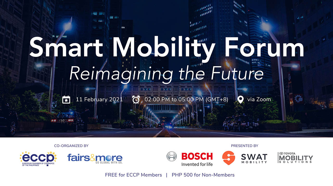 Smart Mobility Forum: Reimagining the Future