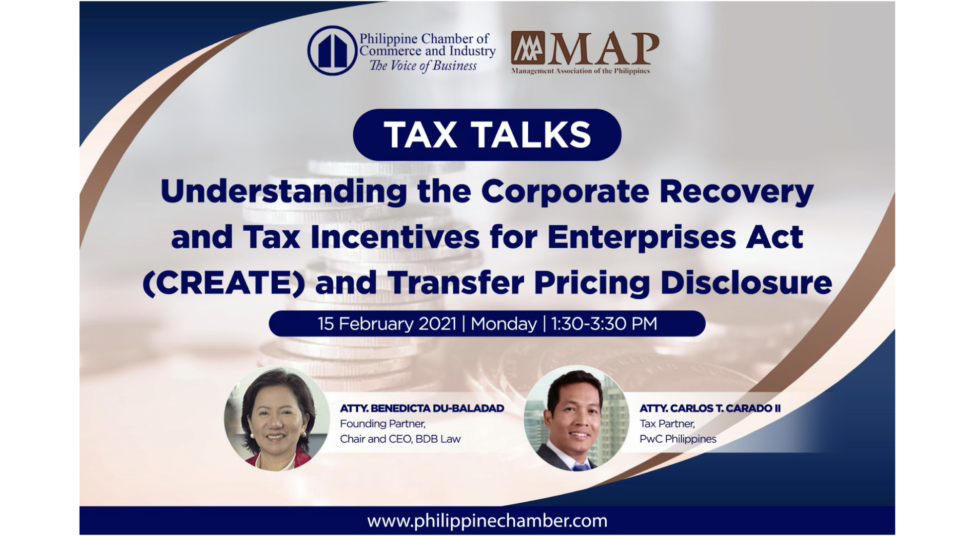Tax Talks: Understanding CREATE and Transfer Pricing Disclosure